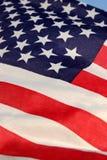 Bandierina dell'America, S.U.A. Fotografie Stock