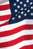 Bandierina dell'America, S.U.A. Fotografie Stock Libere da Diritti