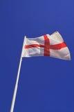 Bandierina dell'Inghilterra Fotografia Stock