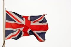 Bandierina della Gran Bretagna Fotografia Stock Libera da Diritti
