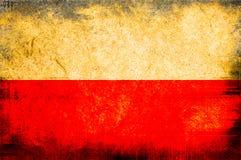 Bandierina della Polonia Immagine Stock Libera da Diritti
