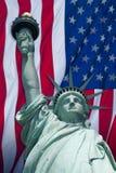 Bandierina di libertà immagine stock libera da diritti