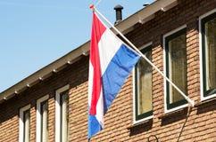 Bandierina olandese Immagini Stock