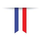 Bandierina olandese illustrazione di stock