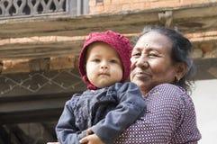 BANDIPUR - NEPAL royalty free stock images