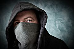Bandit Stock Photo
