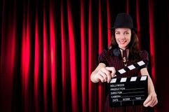 Bandit de femme Photographie stock libre de droits