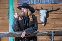 Bandit Portrait Royalty Free Stock Image