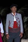 Bandit posing Royalty Free Stock Image