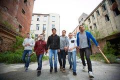 Bandits de rue photos stock