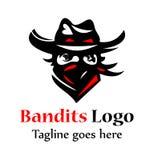 Bandits logo Stock Images