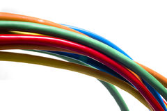 Bandle cables royalty free stock image