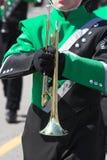 bandmarsch Royaltyfri Bild