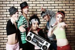 bandmusik Royaltyfria Bilder