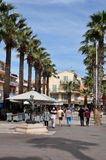 Bandol, France - april 20 2016 : the picturesque city Royalty Free Stock Images