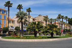 Bandol, France - april 20 2016 : the picturesque city Royalty Free Stock Photos