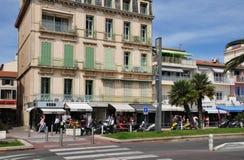 Bandol, France - april 20 2016 : the picturesque city Stock Photo