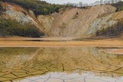 Bandoned Bergwerk Ð  stockbild