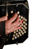 Bandoneon Royalty Free Stock Photo