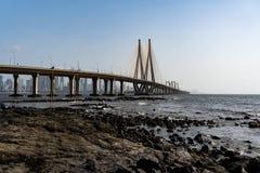 Bandra - Worli Sea Link. stock photography