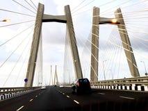 Bridge in Mumbai Royalty Free Stock Photo