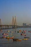 Bandra Worli Sea Link Royalty Free Stock Image