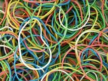 bands gummi arkivbilder