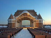 Bandshell in Minneapolis Royalty Free Stock Images