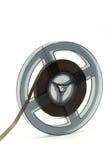 Bandspule des Magnetbands für Tonaufzeichnungen Stockfotos