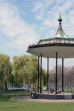 bandstand royaltyfri foto