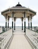bandstand αγγλικός βικτοριανός στοκ εικόνες με δικαίωμα ελεύθερης χρήσης