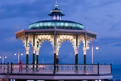 Bandstand Royalty Free Stock Images