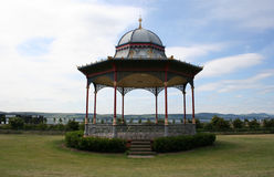 Bandstand Immagine Stock