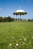 Bandstand. On a sunny day, low angle view Royalty Free Stock Image