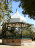Bandstand. Gazebo (bandstand) in a park Stock Photography
