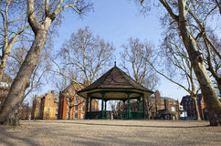 The Bandstand in Arnold Circus in London Royalty Free Stock Photos