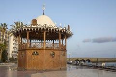Bandstand Arrecife σε Lanzarote Στοκ Φωτογραφία