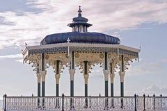 bandstand brighton стоковое изображение rf
