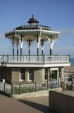 Bandstand on Brighton seafront. England Stock Images