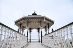 bandstand Brighton wiktoriański Obraz Royalty Free