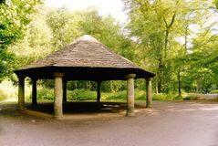 The bandstand. Royalty Free Stock Images