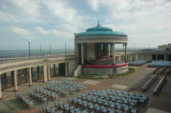 Bandstand. Eastbourne, Sussex UK Royalty Free Stock Photo