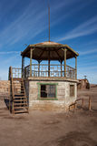 Bandstand at Humberstone Saltpeter Works Royalty Free Stock Image