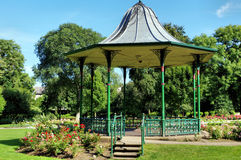 Bandstand in the park Royalty Free Stock Image