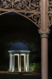 Bandstand in park at night Stock Photos