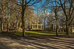 Bandstand in a park Stock Photos