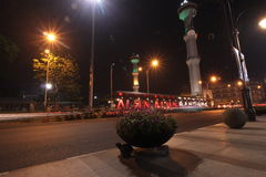 BANDUNG. It is the city of Bandung, a beautiful city with lots of beautiful places, the city is located in the province of state jawabarat in Indonesia Stock Photos