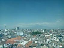 Bandung stad Fotografering för Bildbyråer