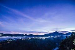 Bandung Tebing Keraton Photographie stock libre de droits