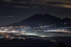 Bandung Tebing Keraton Stock Photo